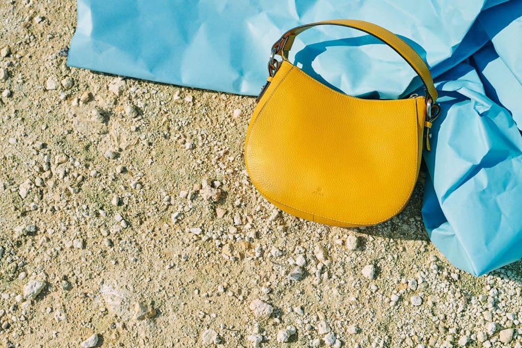 Adax bag campaign by danish fashion photographer Henrik Adamsen