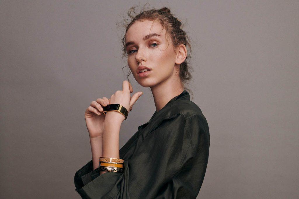 TOKYO JANE jewelry fashion campaign shot by danish fashion photographer Henrik Adamsen in his studio in Copenhagen