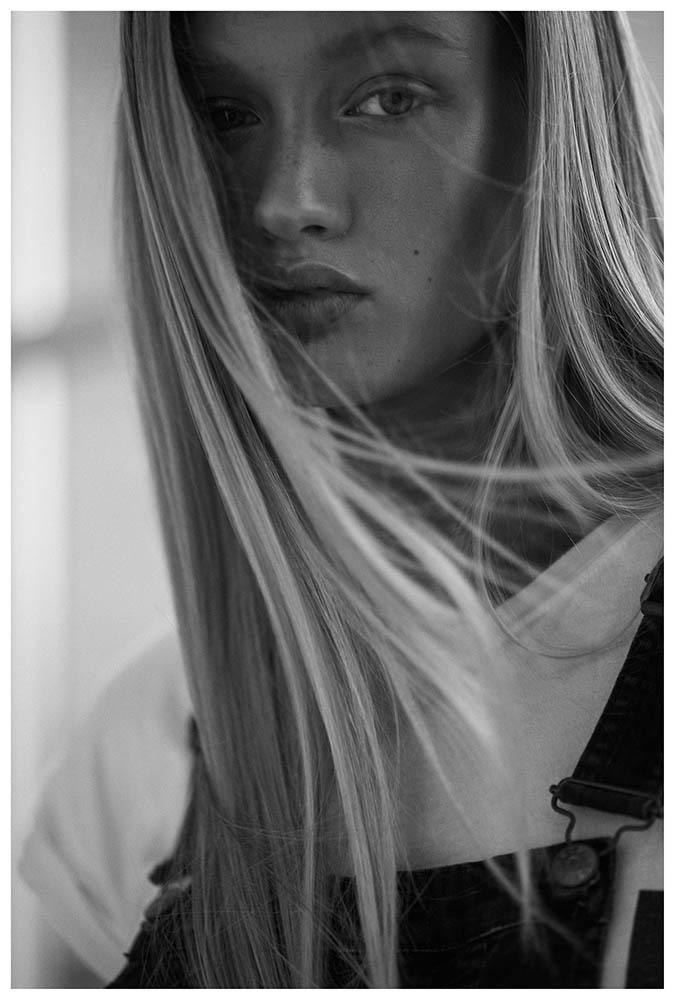 Marie Mathiasen in henrikadamsen_unretouched fashion editorial by danish photographer Henrik Adamsen