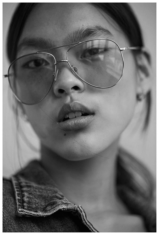 Laura Lind in henrikadamsen_unretouched fashion editorial by danish photographer Henrik Adamsen