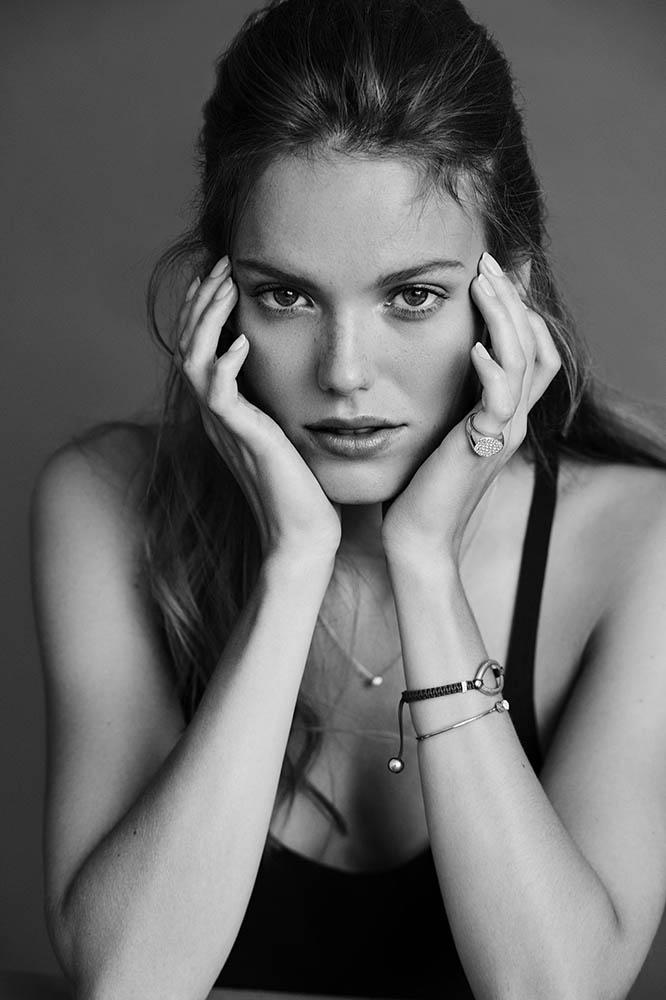 P. Hertz Jewelry campaign photographed by fashion and beauty photographer Henrik Adamsen in his studio in Copenhagen.